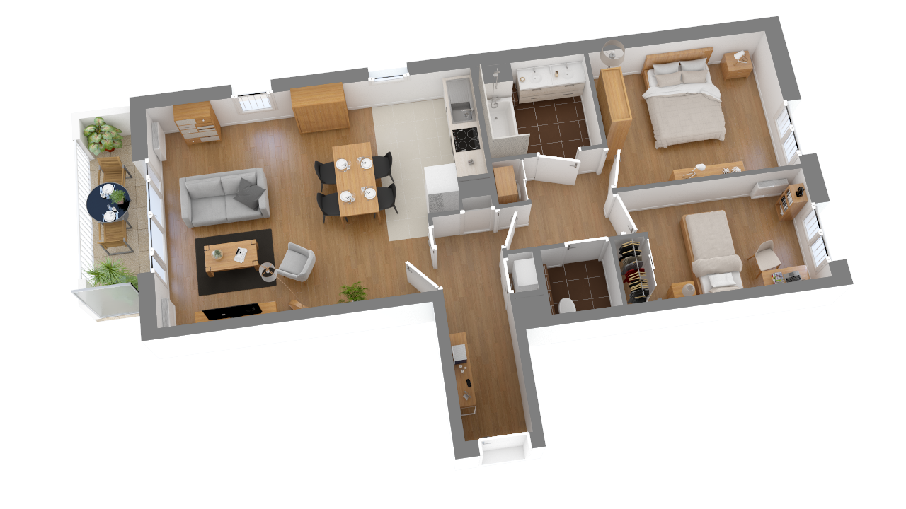 Appartement 08