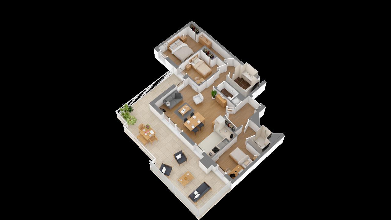 Appartement 89