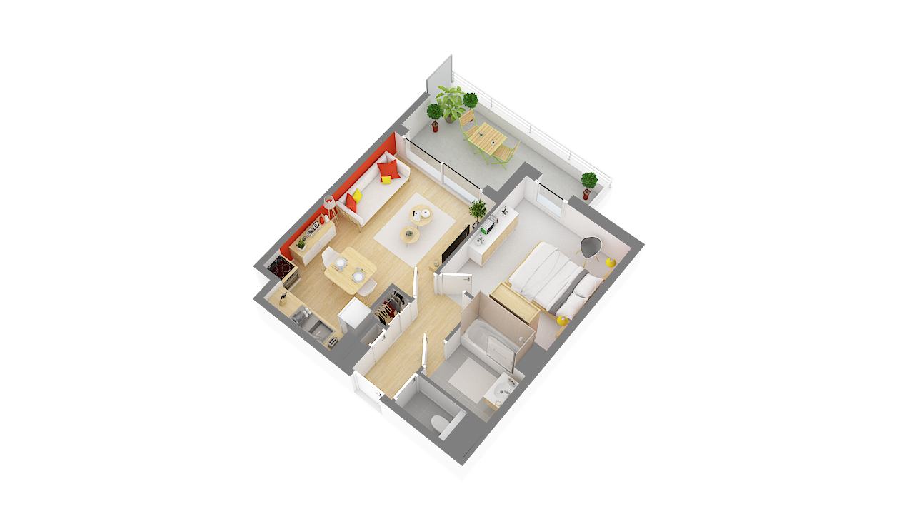 Appartement 120