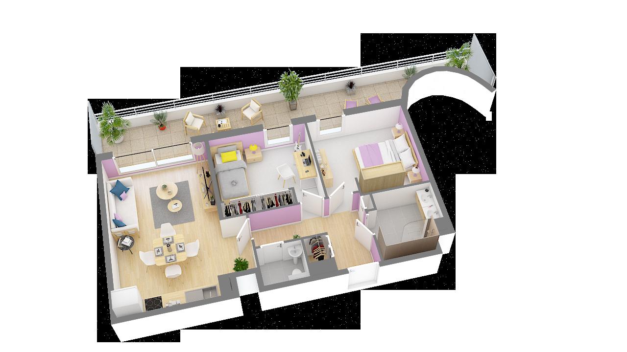 Appartement 152