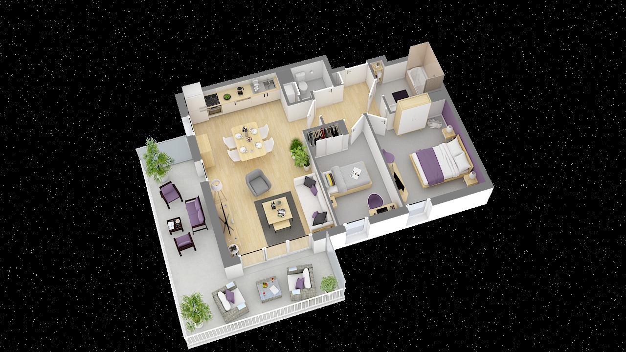 Appartement 62