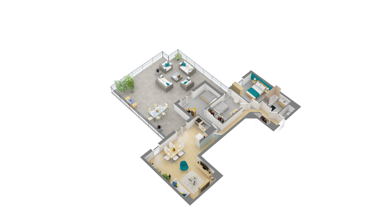 Appartement 33