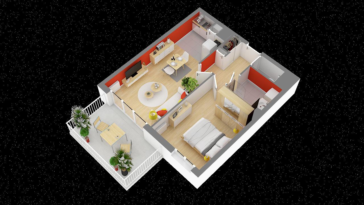 Appartement 951