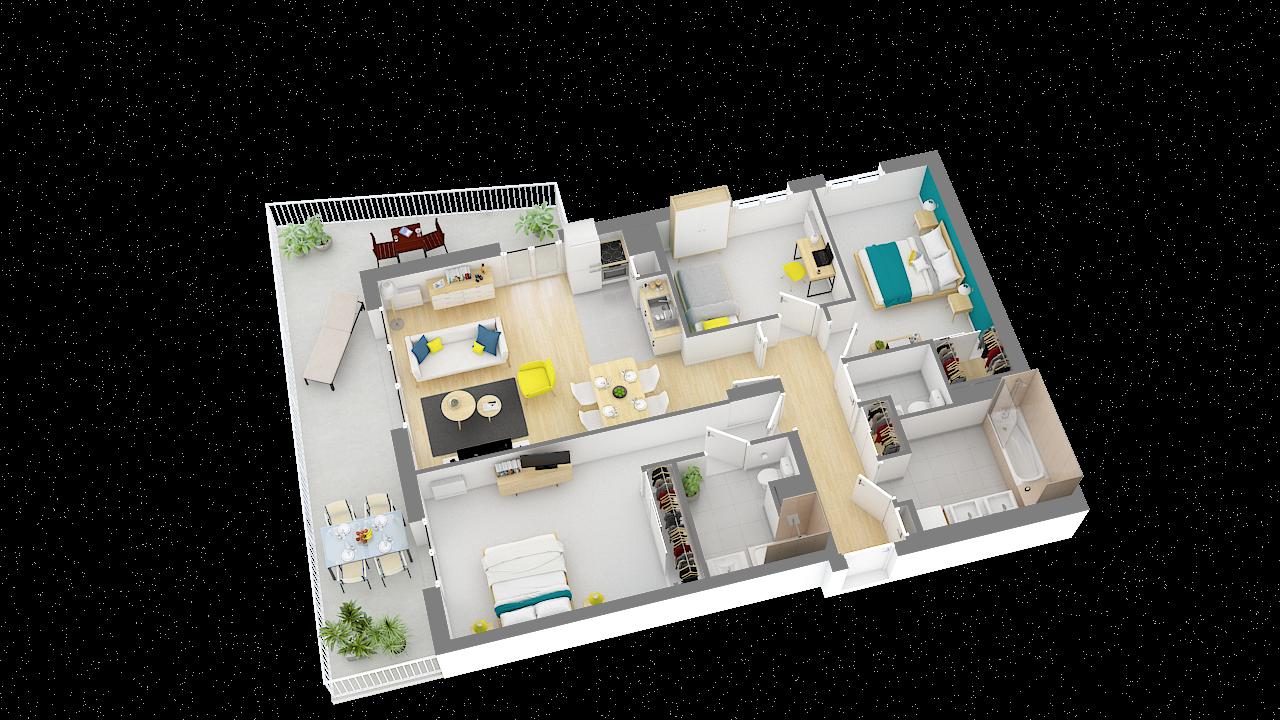 Appartement 956